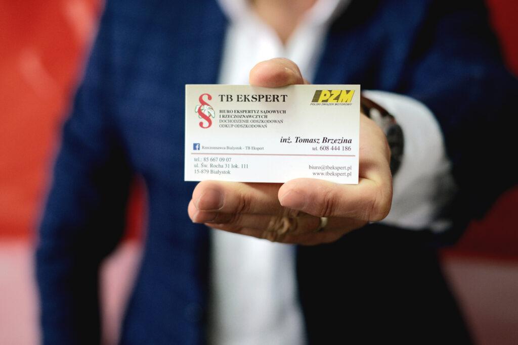 Odkup odszkodowań w firmie odszkodowawczej TB Ekspert